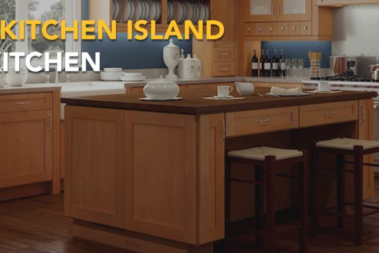 Adding a Kitchen Island to Your Kitchen